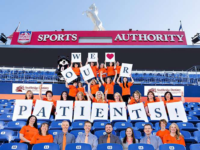 We Love Our Dental Patients!