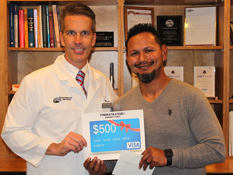 $500 Visa Gift card - Armando and Dr. Kissinger